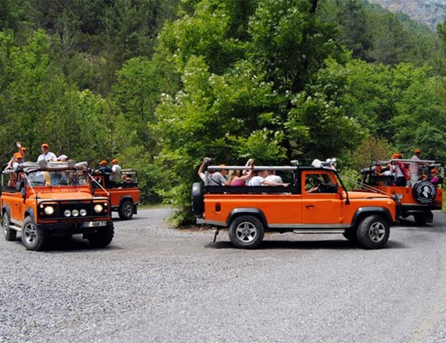 Ölüdeniz Jeep Safari